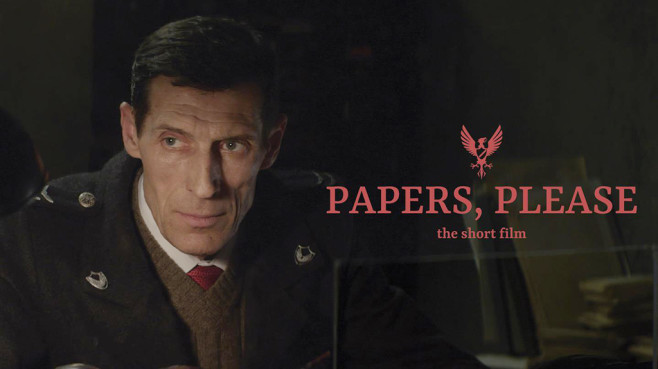 Papers, Please©KINODOM Productions