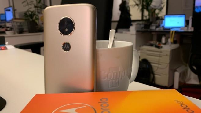 Motorola Moto E5©COMPUTER BILD