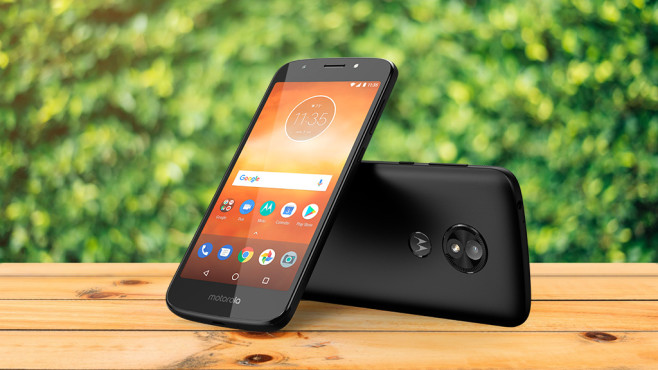 Motorola Moto E5 Play©Motorola, Pexels.com / Tirachard Kumtanom