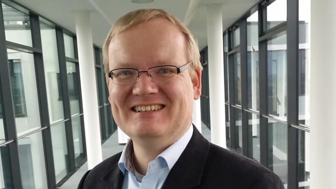 Dr. Helge Lüders©Telefónica Deutschland