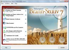 Kurios: Ashampoo veröffentlicht CD-Brennprogramm auf Plattdeutsch Friesisch herb: Die Ashampoo Brann-Stuuv bietet eine Bedienoberfläche in Plattdeutsch.
