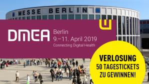 DMEA Berlin©DMEA, Messe Berlin, COMPUTER BILD