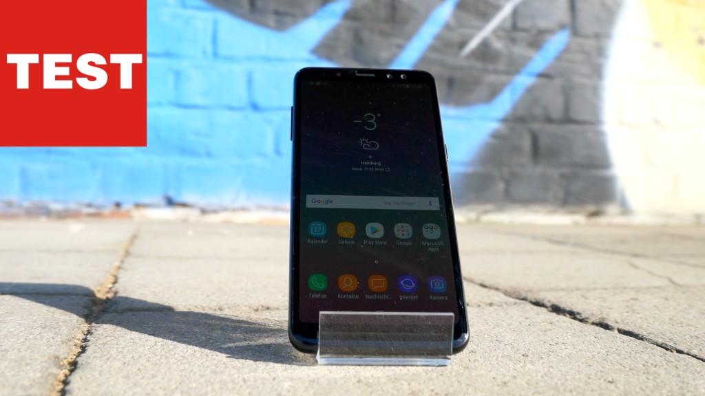 Samsung Galaxy A8 Im Test Premium Feeling Fur Kleines Geld