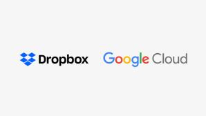Logos von Dropbox und Google Cloud©Dropbox/Google