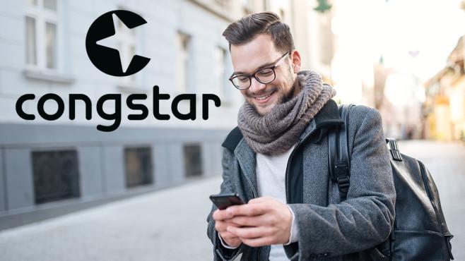 Congstar-Handytarife©iStock.com/nortonrsx, Congstar