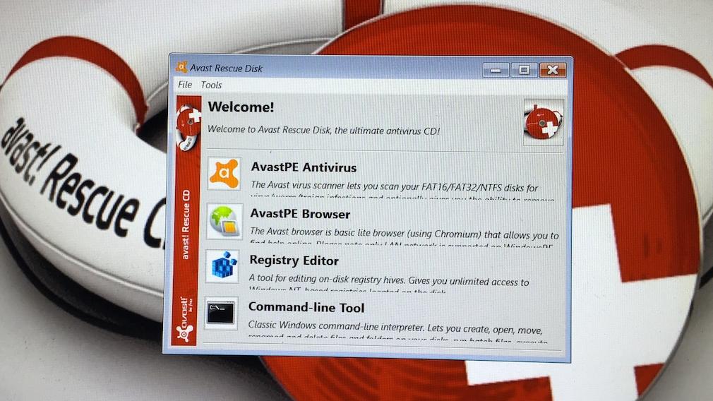 Die besten Rescue-Disc-ISOs: Diese Live-Systeme beseitigen Malware