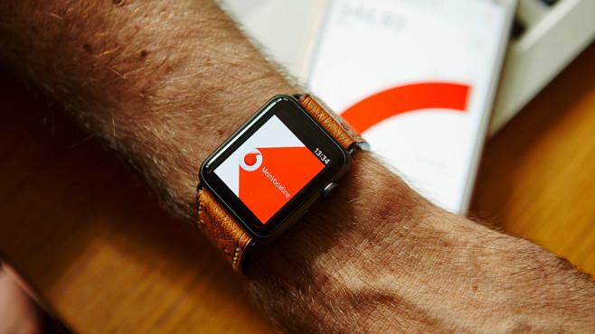Vodafone Apple Watch©Vodafone Deutschland