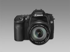 Canon stellt neue digitale Spiegelreflexkameras vor Canon EOS 40D
