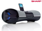 Stereo Sound System von Sharp