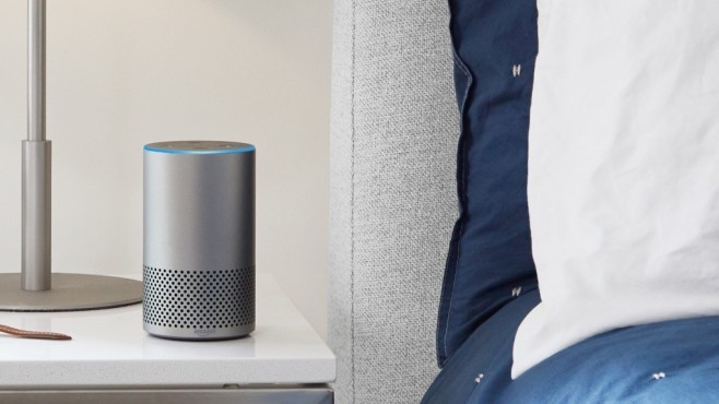 Amazon Echo 2: Lautsprecher mit Alexa © Amazon