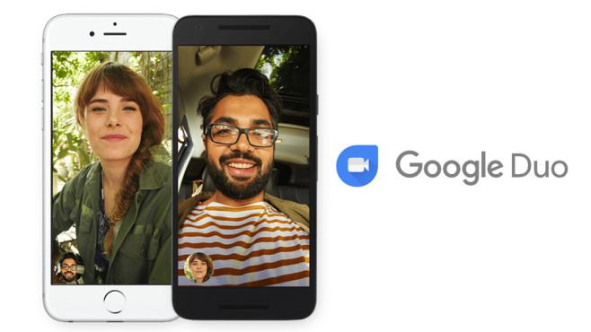 Google Duo©Google
