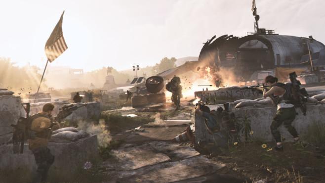 The Division 2©Ubisoft