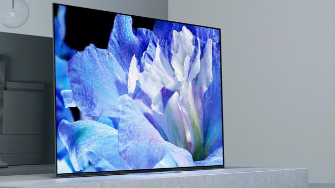 Sony 4K Fernseher OLED AF8©Sony