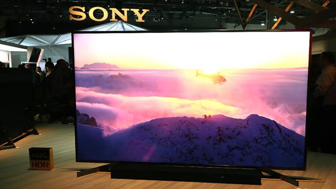 Sony 4K Fernseher XF8505©COMPUTER BILD