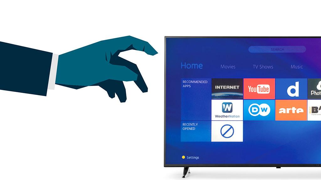 sicherheitsl cken wie sicher sind smart tvs audio video foto bild. Black Bedroom Furniture Sets. Home Design Ideas