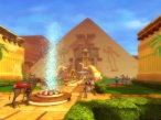 Pharaonen und Korbj�ger bei bhv-Software Helfen Sie Assil bei der Suche nach dem �Hotel der G�tter�.