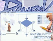 Ragnarok: Ihre Heldenfigur erhält zu Spielbeginn ein individuelles Aussehen und bevorzugte Fähigkeiten.