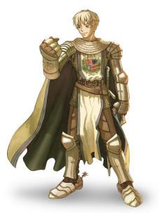 Ragnarok: Kämpfernatur: Der Ritter ist wegen seiner Stärke sehr beliebt.