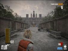 Sega bietet etwas für jeden Geschmack Brot und Spiele für die Elite: Gladiatorenkämpfe mit Sturmgewehren.