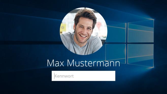 Windows 8/10: Kennworthinweis ausschalten©Microsoft, iStock.com shapecharge