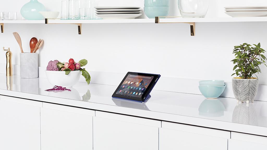 amazon alexa anrufe per tablet m glich computer bild. Black Bedroom Furniture Sets. Home Design Ideas