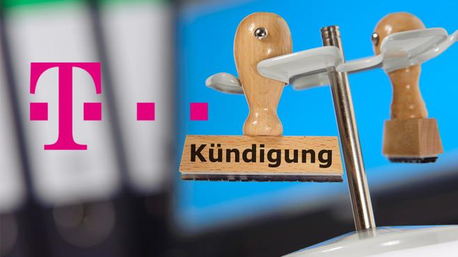 Telekom Kündigt Vdsl Verträge Computer Bild