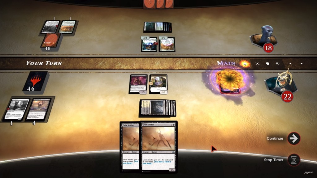 Screenshot 1 - Magic Duels