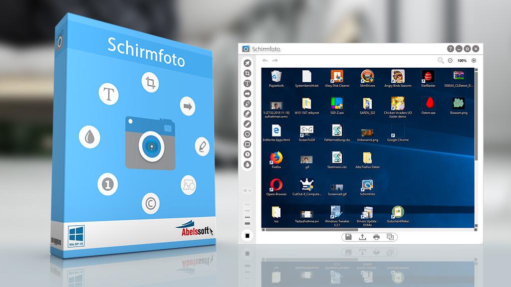 Vollversion downloaden: schirmfoto 2019 computer bild.