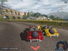 World Racing 2: Zwei britische Morgans auf Italiens idyllischen Straßen.