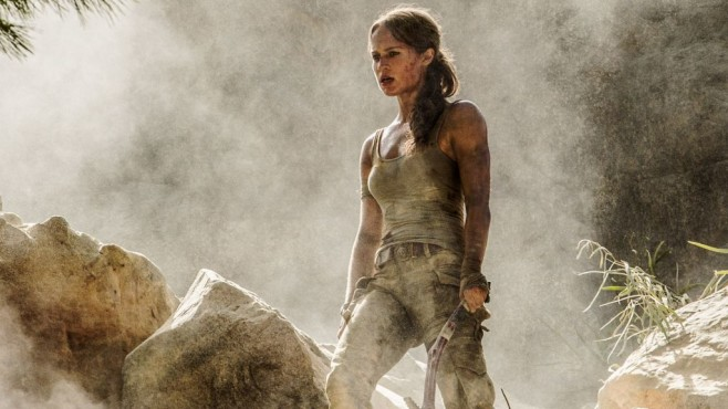 Tomb Raider © Warner Bros.