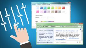 Windows: An diesen Schiebereglern sollten Sie drehen©iStock.com/lukpedclub, iStock.com/SergeiKorolko