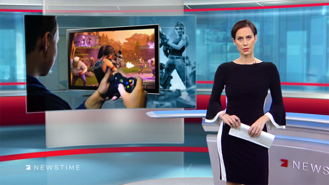 ProSieben Newstime©ProSieben Newstime