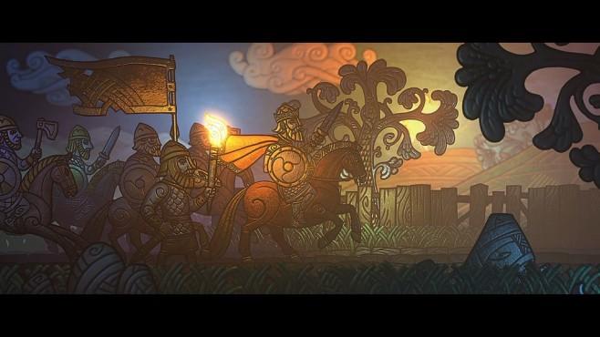 Total War Saga – Thrones of Britannia: Cut-Scene©Sega/Creative Assembly