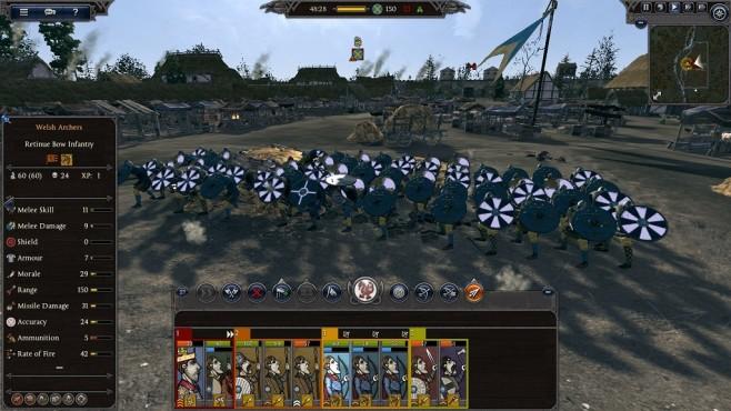Total War Saga – Thrones of Britannia: Echtzeit©Sega/Creative Assembly