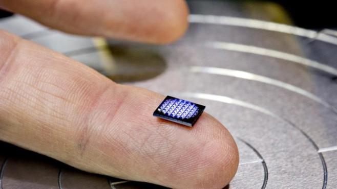 Kleinster Computer der Welt©IBM