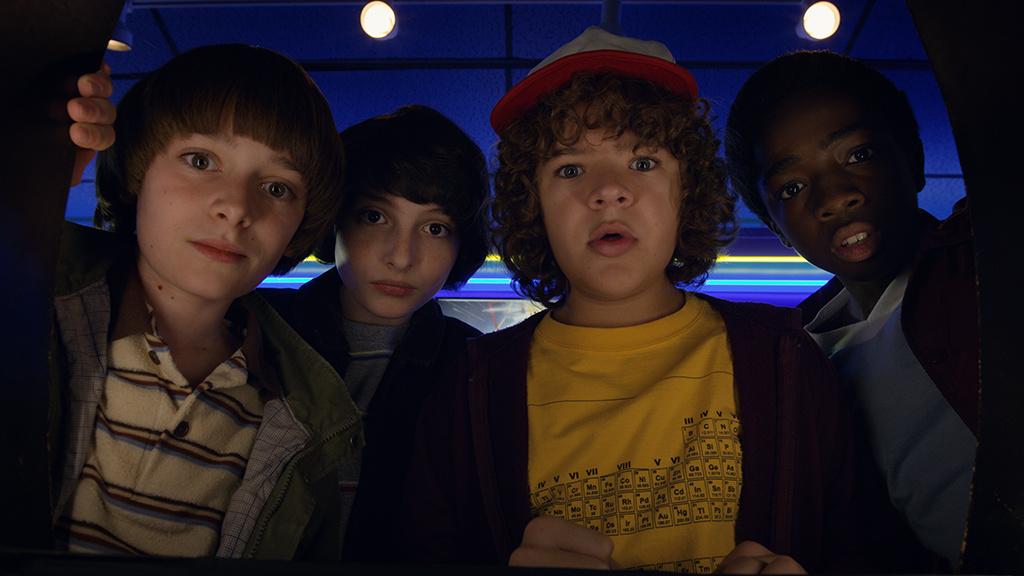 Netflix: So viel verdienen die Stars aus Stranger Things