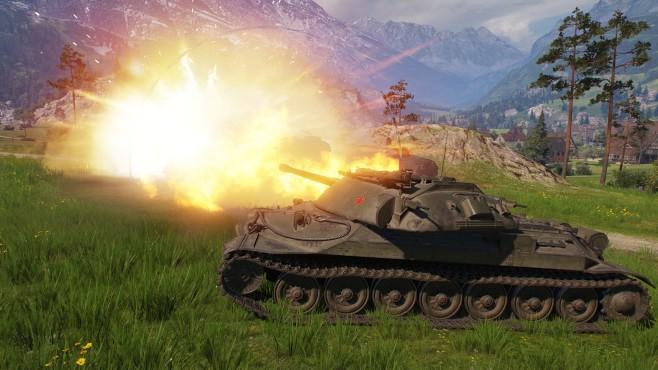 World of Tanks: 1.0 ist endlich draußen©Wargaming