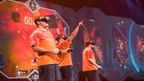 Impressionen von der VR Challenger League©VR Challenger League