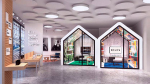 Sonos Concept Store: Listening Rooms © Sonos, Inc.