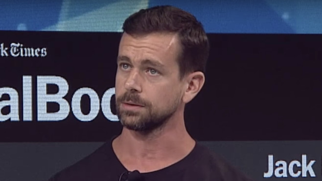 Twitter-CEO Jack Dorsey © The New York Times, YouTube
