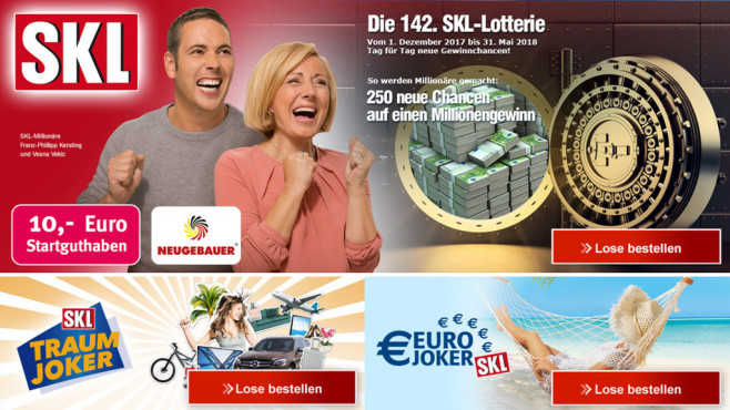 Skl Lotterie Gewinnchancen