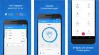 Hydrocoach - Wasser trinken©Codium App Ideas