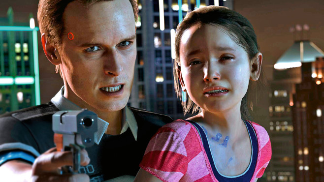 "Ausblick: Spiele-Releases im Mai 2018 ""Detroit – Become Human"" © Sony"