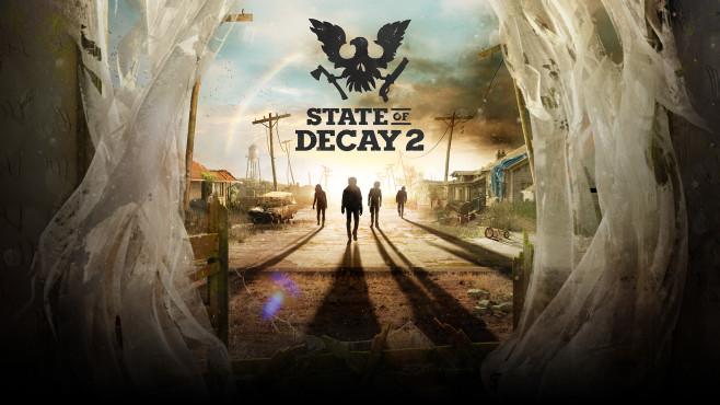 """Ausblick: Spiele-Releases im Mai 2018 Wild auf Zombies? In dem Fall markieren Sie sich den 22. Mai rot im Kalender, denn die Fortsetzung des Open-World-Survival-Spiels """"State of Decay 2"""" erscheint an dem Tag.©Microsoft"""