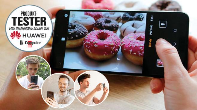 Lesertest: So schneidet das Huawei P20 Pro ab! Eines der am besten bewertetsten Smartphones in einem Lesertest: Das Huawei P20 Pro!©COMPUTER BILD