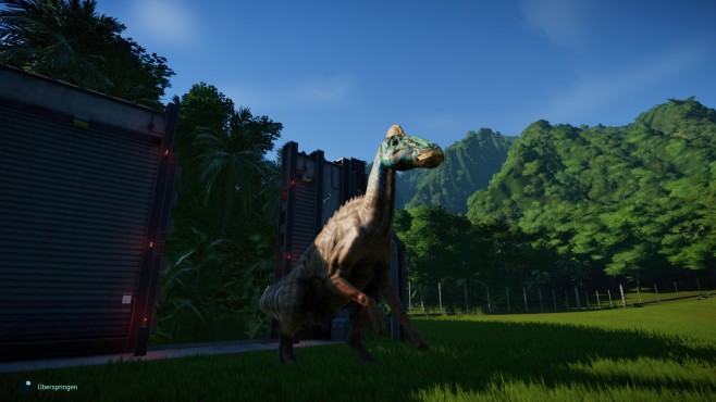 Jurassic World Evolution in Aktion! © Frontier Developments