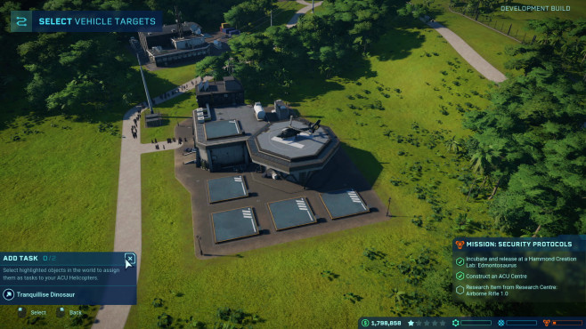Jurassic World Evolution in Aktion! © Frontier