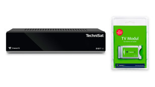 TechniSat DIGIT S4, Freenet-TV-Modul © TechniSat, Freenet