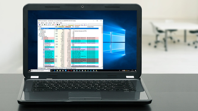 Process Explorer: Mächtiger Task-Manager-Ersatz©iStock.com/ronstik
