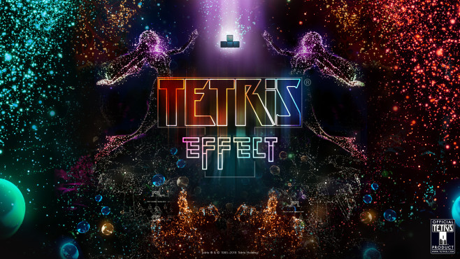 "PSVR: ""Tetris Effect""©Resonair"